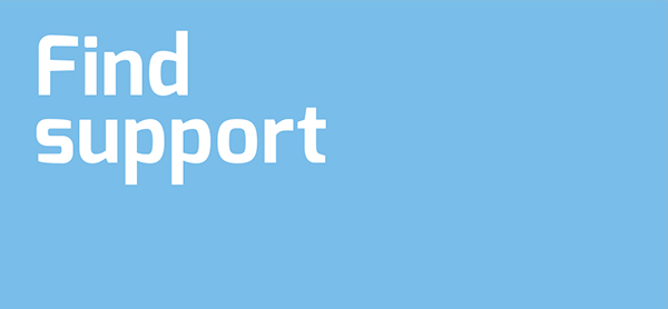 Find Support logo