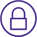 ensure security and privacy icon
