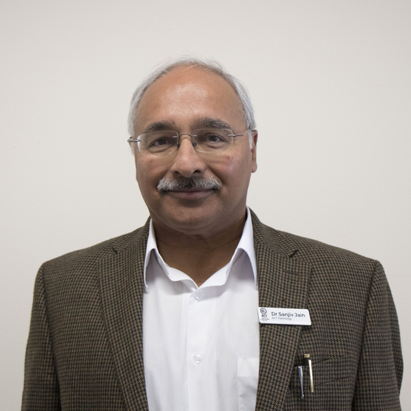 Associate Professor Sanjiv Jain
